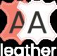 aaleather logo